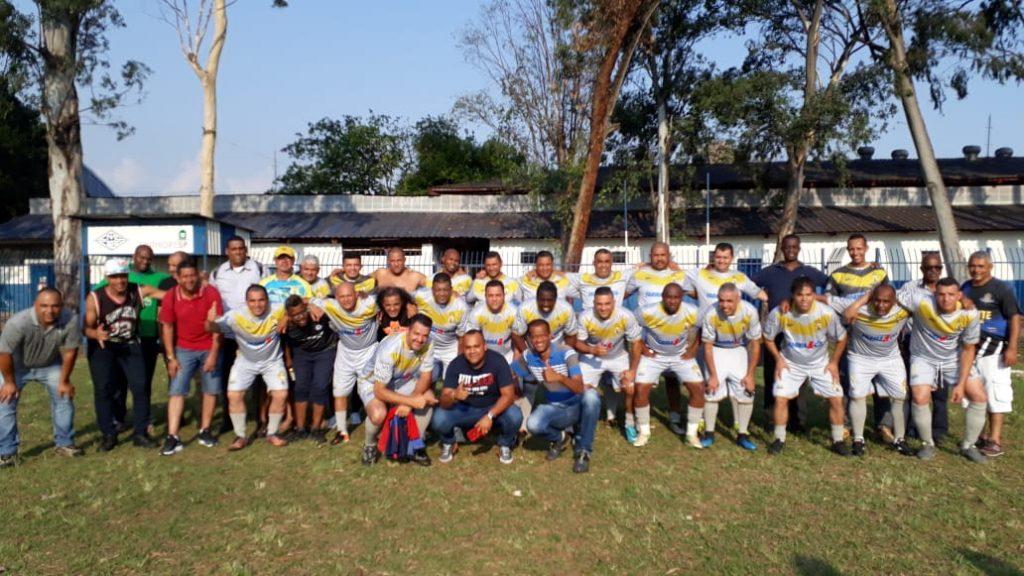 Realizada a terceira rodada do Campeonato de Futebol dos Veteranos do Sindmotoristas