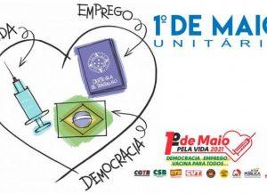 Centrais organizam novo 1º de Maio conjunto e defendem unidade também na política