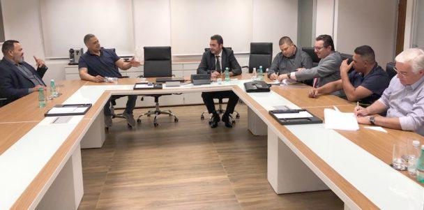 Sindmotoristas e SPurbanuss assinam Convenção Coletiva de Trabalho 2019-2020