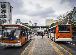 Por dentro do sistema de transporte coletivo da capital paulista