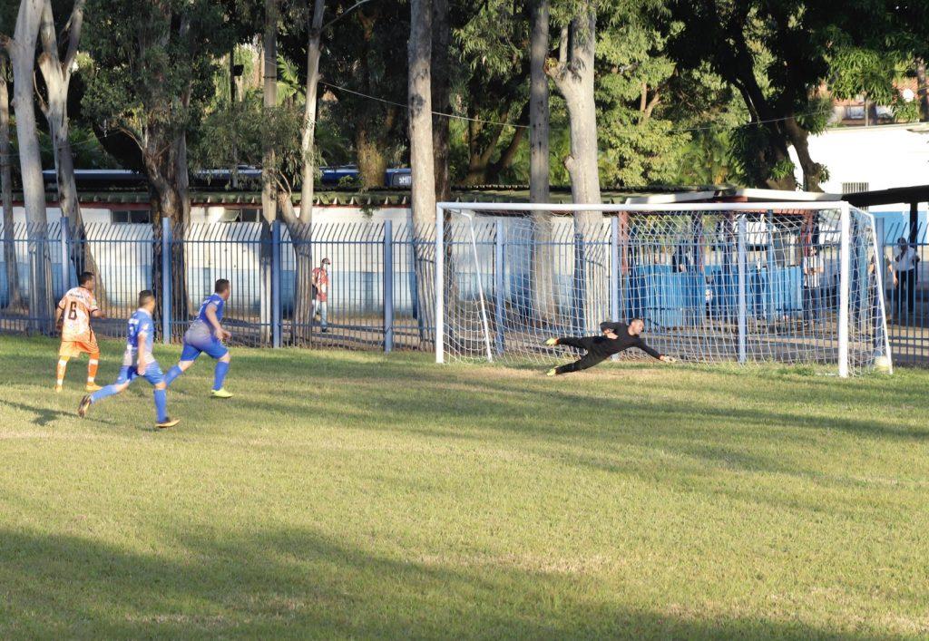 Realizado um jogo pela 10ª rodada do Torneio de Futebol dos Condutores/SP