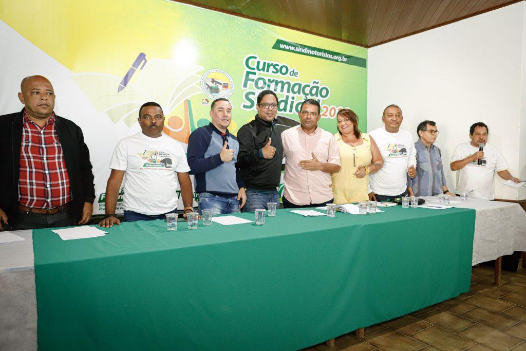 Sindmotoristas promove Curso de Formação Sindical