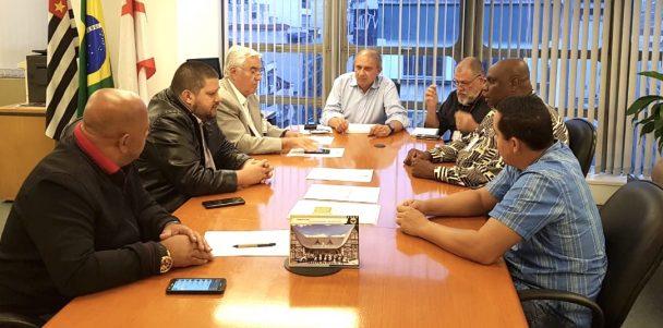 Garantia do emprego dos condutores é discutido em nova reunião com o Poder Público