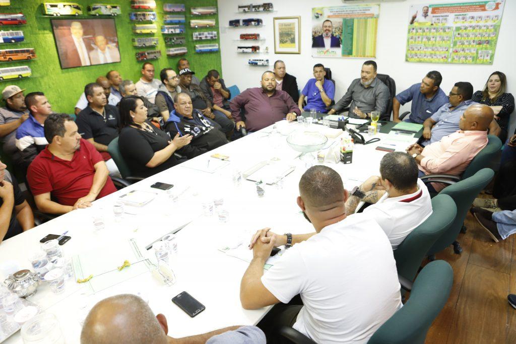 Valdevan Noventa volta à presidência do Sindmotoristas a partir de janeiro