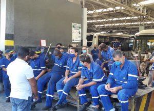 Com refeitório inadequado, Viação Campo Belo desrespeita CCT