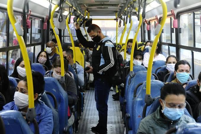 Prefeitura de São Paulo publica exceções que dispensam a obrigatoriedade do uso de máscaras nos ônibus do sistema SPTrans