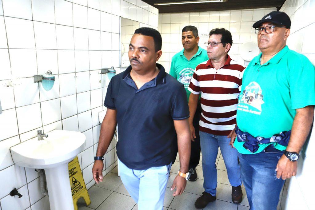 Para o Secretário de Saúde do Sindmotoristas, Terminal Parque D. Pedro II precisa de reformas urgentes