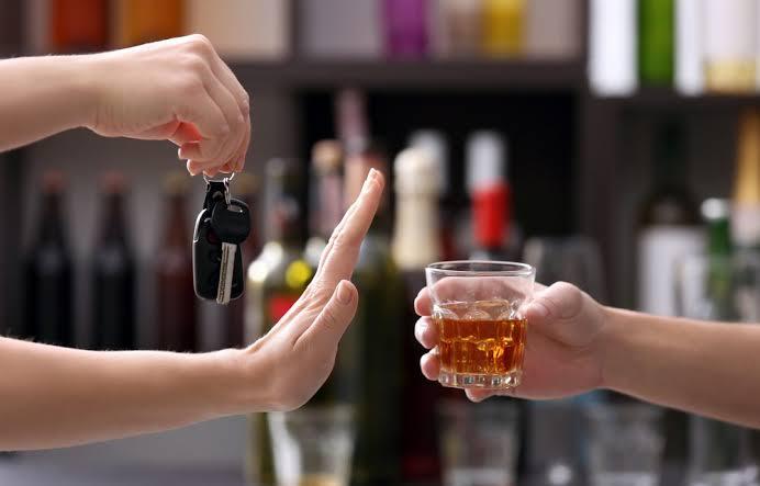 Preserve a vida, se beber não dirija