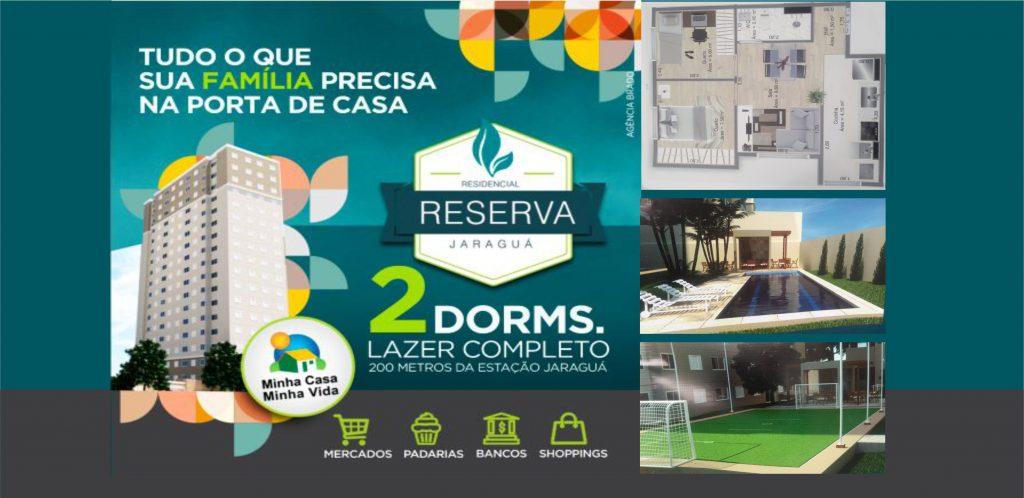 Residencial Reserva Jaraguá!  Novo Empreendimento Habitacional para os associados da COOPERTRANSP