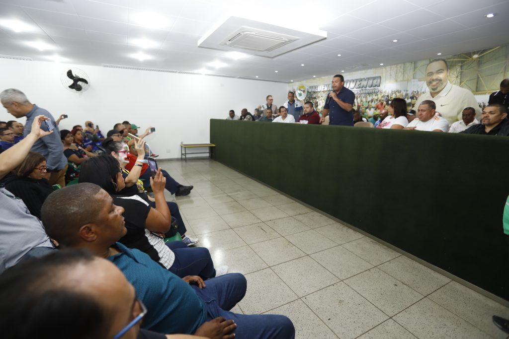 Emprego dos condutores está na pauta da reunião do Sindmotoristas com o prefeito de São Paulo