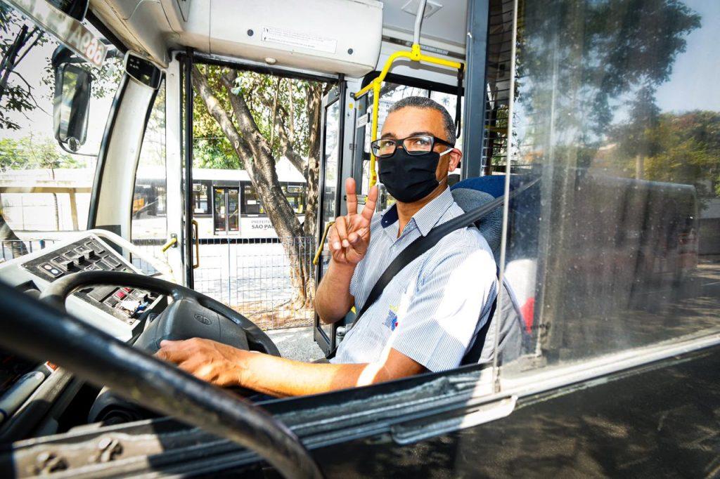 Sindmotoristas discorda de estudo feito pela Associação Nacional das Empresas de Transportes Urbanos sobre relação de transmissão do COVID 19 nos coletivos