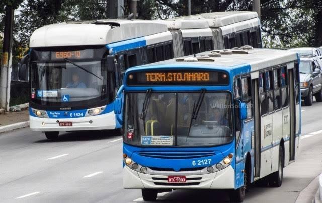 Prefeitura de São Paulo pretende diminuir 25% da frota de ônibus a partir de amanhã, dia 25