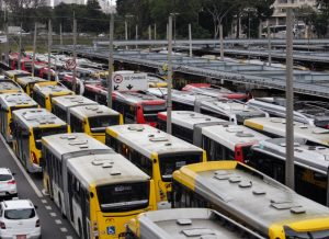 Sem respostas do Governo, Sindmotoristas organiza lockdown no transporte