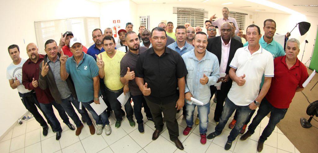 Dirigentes  do SINDMOTORISTAS discutem cenário político do país