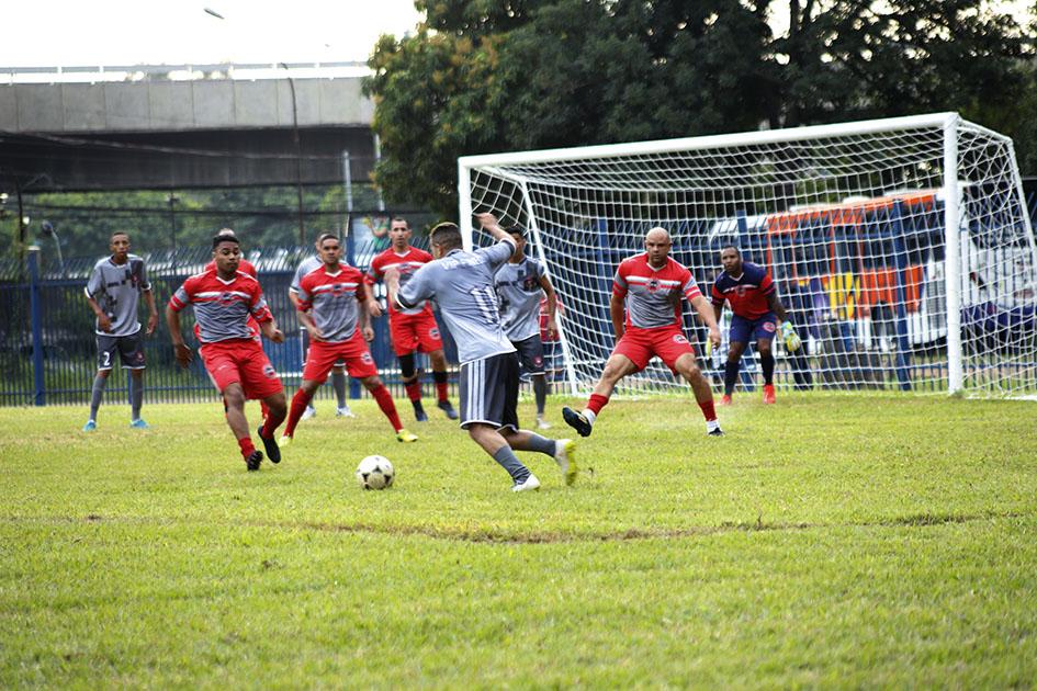 Dois jogos fecharam a 5ª rodada do Torneio de Futebol dos Condutores/SP