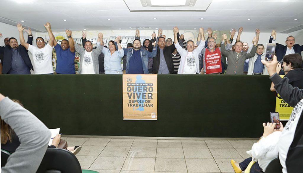 Trabalhadores em transportes reafirmam  participação nacional na Greve do dia 14
