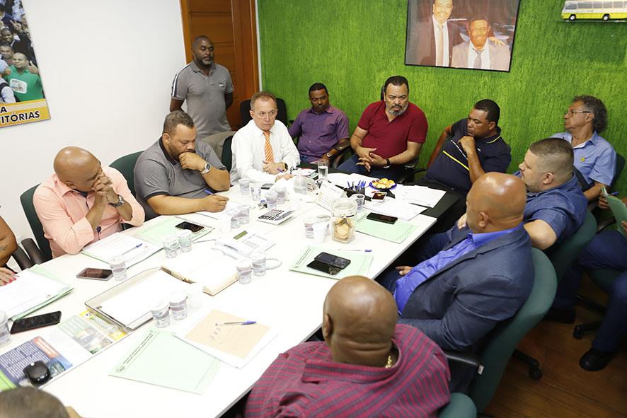 Campanha Salarial 2019 e MP 873 são pautas de reunião no Sindmotoristas