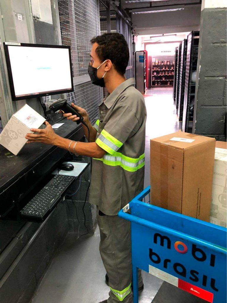 MobiBrasil automatiza processos e elimina o uso do papel e formulários