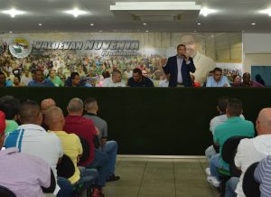 Reunião da diretoria plena encaminha Campanha Salarial 2019