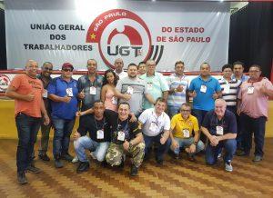 Sindmotoristas marca posição contra a Reforma da Previdência, no Congresso da UGT/SP
