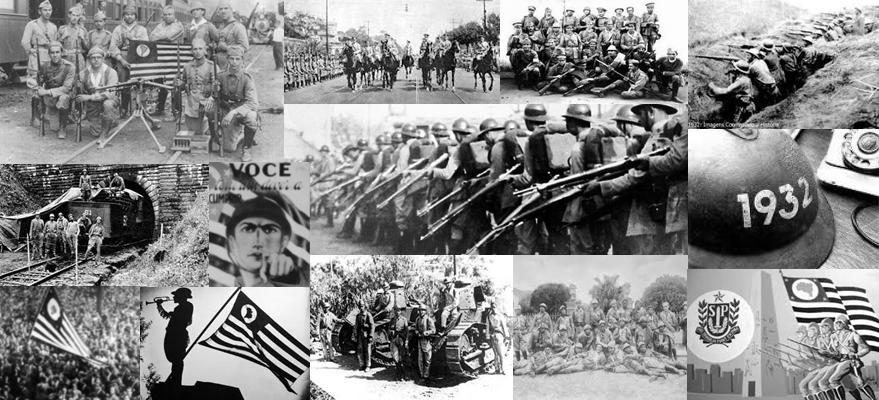 Revolução Constitucionalista marca regime democrático no País