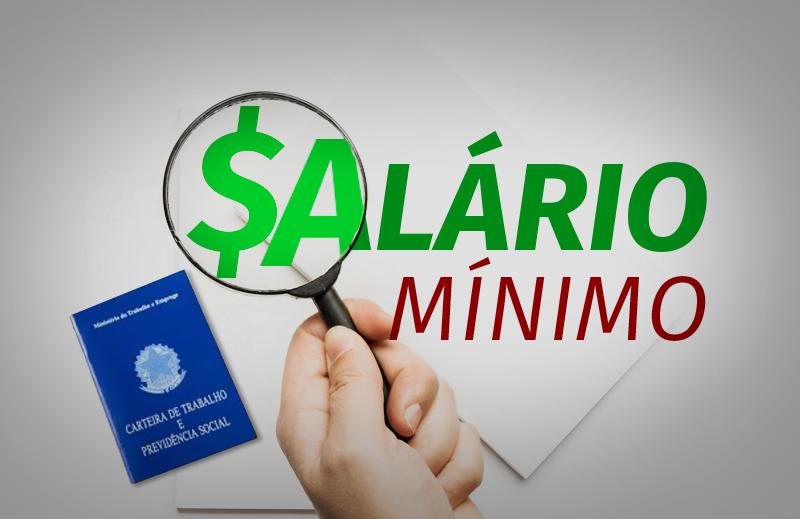 Salário mínimo em setembro deveria ter sido de R$ 3.980,82, diz Dieese