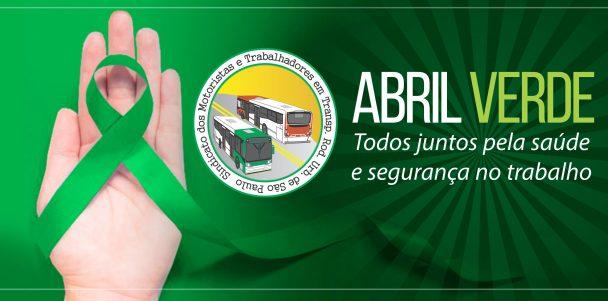 Abril Verde: Campanha conscientiza sobre acidentes de trabalho
