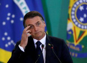 Bolsonaro perde 15 pontos de popularidade em três meses, aponta Ibope