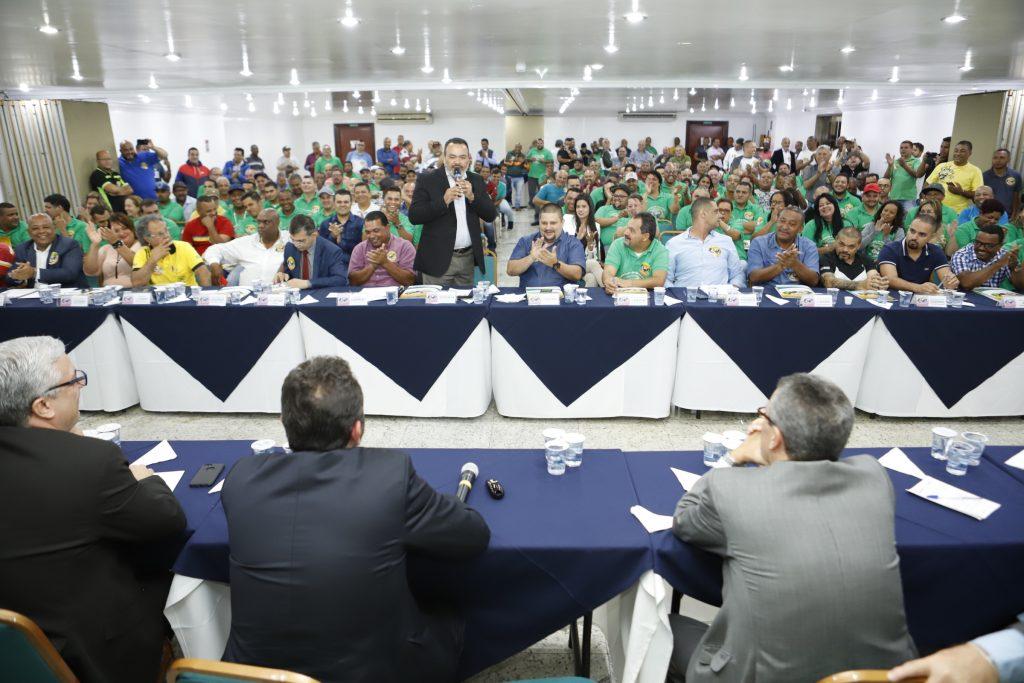 """Na primeira rodada, Sindmotoristas rebate """"choradeira patronal""""  com disposição de luta para buscar novas conquistas"""