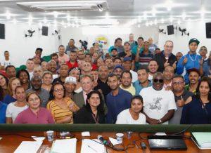 Campanha Salarial 2019: reunião preparatória da Comissão de Negociação