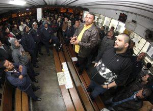 Presidente Sorriso inicia maratona de visitas às garagens do sistema