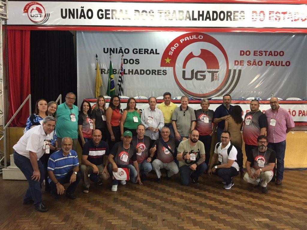 Nova diretoria da UGT/SP é eleita por aclamação