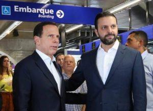Doria aumenta tarifa do Vale-Transporte na CPTM e Metrô para ficar igual da SPTrans (ônibus)