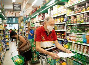 Alimentos, combustível e energia em alta no Brasil