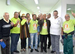 SINDMOTORISTAS prepara plano de ação para aposentados da categoria