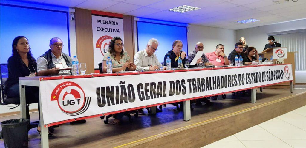Secretaria da Mulher da UGT tem nova representante do Sindicato