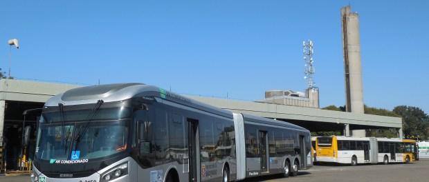 Frota de ônibus de São Paulo: em 4,5 anos, número de articulados sobe mais de 80% na cidade