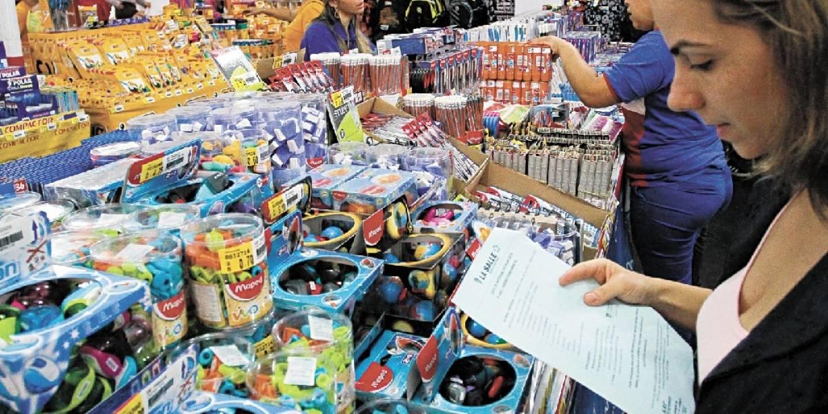 Material escolar deve subir quase 3 vezes a inflação; veja dicas de como economizar