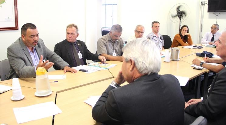 Reunião discute mais segurança para os condutores de São Paulo