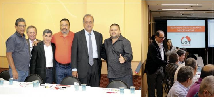 SINDMOTORISTAS/SP no 3º Congresso Nacional da UGT