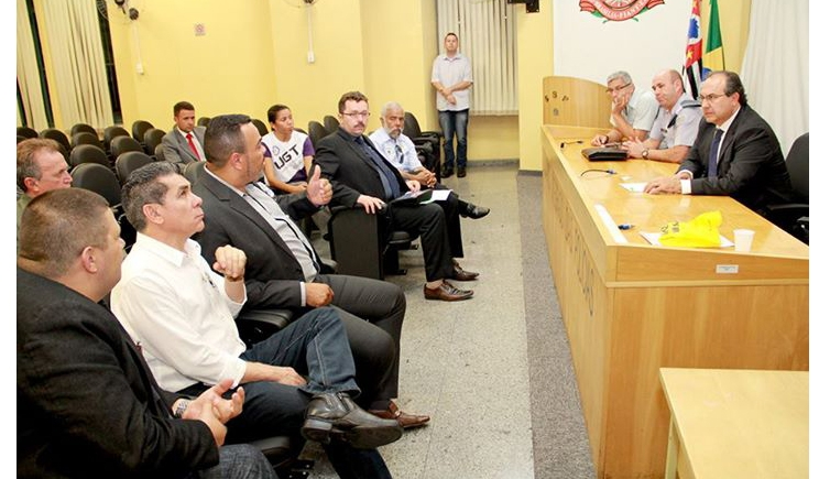 Secretaria de Segurança Pública chama Sindicato para uma reunião