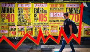 Fora de controle! Inflação atinge o maior índice em 21 anos