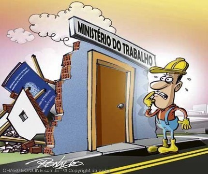 O esquartejamento do Ministério do Trabalho