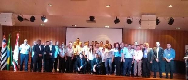Melhores motoristas de ônibus da cidade de São Paulo em 2018 recebem homenagem da SPTrans e empresas