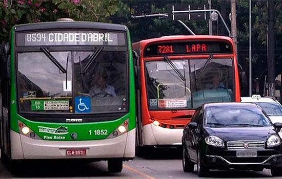 Empresas de ônibus dizem que já perderam 5% dos passageiros para aplicativos
