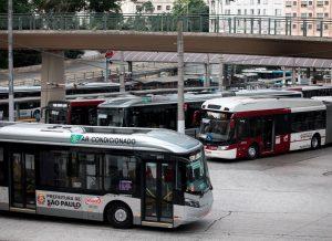 Subsídios a ônibus representaram o segundo maior gasto da gestão Covas relacionado à pandemia, diz TCM