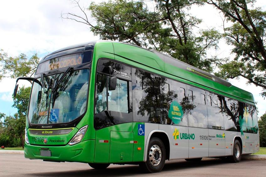 Comissão da Câmara dos Deputados aprova frota de ônibus movida a energia renovável nos municípios brasileiros