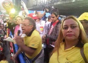 Rumo à greve geral, mais de 70 mil pessoas ocupam Av. Paulista neste 22 de março