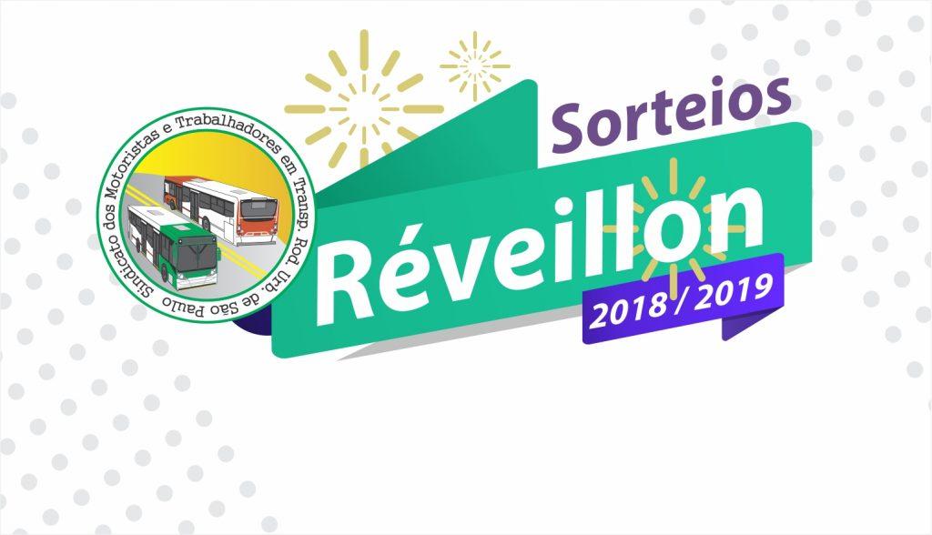 Sorteios Réveillon 2018/2019