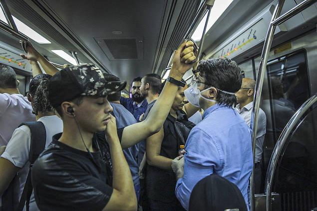 Transporte de SP operará normalmente e ainda não há plano de emergência para coronavírus